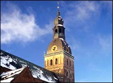 Latvia Attractions | Dome Cathedral